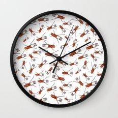Responsible Kids Wall Clock