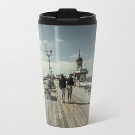 Blackpool North Pier Travel Mug