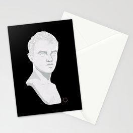Lando Norris Antique Portrait Stationery Cards