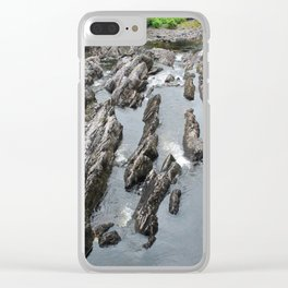 Glass River Clear iPhone Case