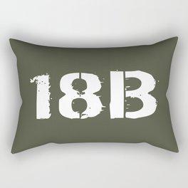 18B Special Forces Rectangular Pillow