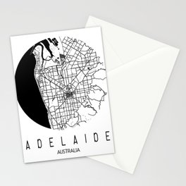 Adelaide Round Stationery Cards
