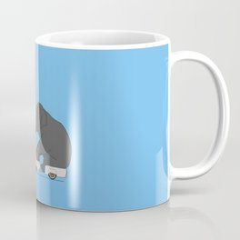 Thunderbird with elephant Coffee Mug