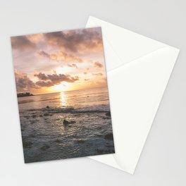 Caribbean Sea, Mayan Riviera Stationery Cards