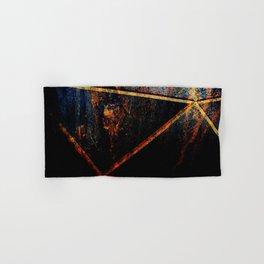Abstract Rusty texture Hand & Bath Towel