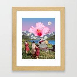 Bloom of Youth Framed Art Print