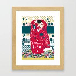 Kliss Framed Art Print