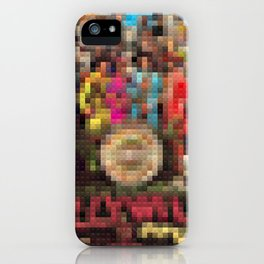 Sgt. Pepper's Lonely Heart Club Band - Legobricks iPhone Case