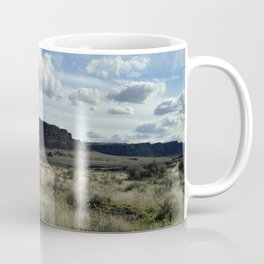 Open Blue Country Sky Coffee Mug