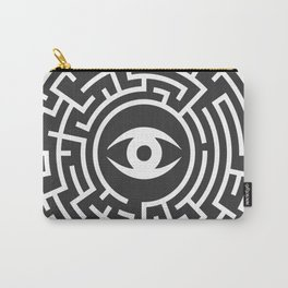 Eye Maze Carry-All Pouch