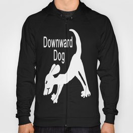 Downward Dog Hoody