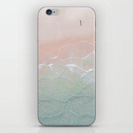 Ocean Walk II iPhone Skin