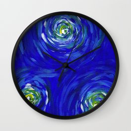 Gogh Wall Clock