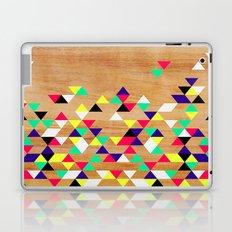 Geometric Polygons Arbutus Laptop & iPad Skin