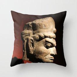 Shanghai Antiquity Throw Pillow