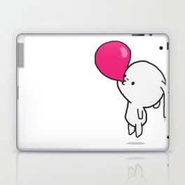 Mononoco with Bubble Gum  Laptop & iPad Skin