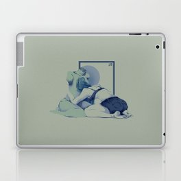 Accept Your Past Laptop & iPad Skin