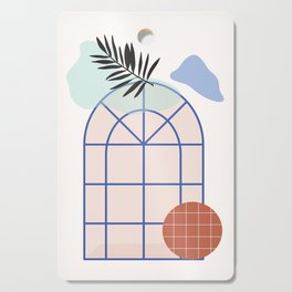 // Royal Gardens 02 Cutting Board