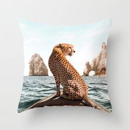 Los Cabos Throw Pillow