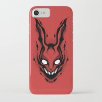 frank iPhone & iPod Cases featuring Frank by Artistic Dyslexia