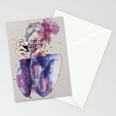 Selfie by carographic Stationery Cards
