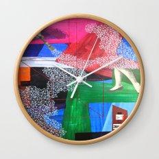 La mano Wall Clock