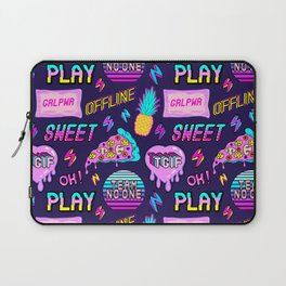 Team No One Laptop Sleeve