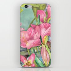 Macro Flower #21 iPhone & iPod Skin