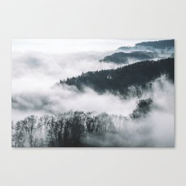 Great Beyond Canvas Print