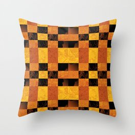 Breasts, Graves, & Lawn Statuary Throw Pillow