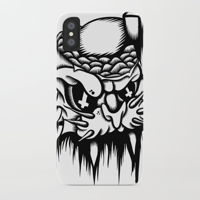 Catatomic iPhone Case
