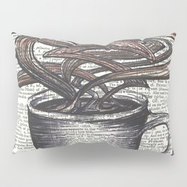 Waves of Roasted Goodness Pillow Sham