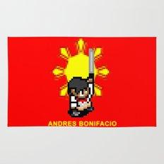 16-bit Andres Bonifacio Rug
