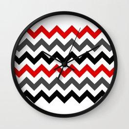 Beams Wall Clock