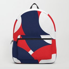 Guilloche Backpack