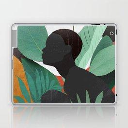Tropical Girl 11 Laptop & iPad Skin