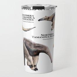 Anteaters of the World Travel Mug