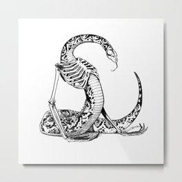 Cage Metal Print