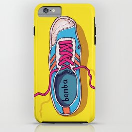 My lovely shoe iPhone Case