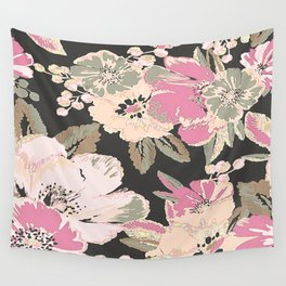 FLORAL#01 Wall Tapestry