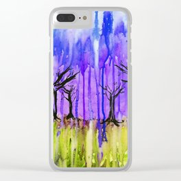 Revitalize Clear iPhone Case