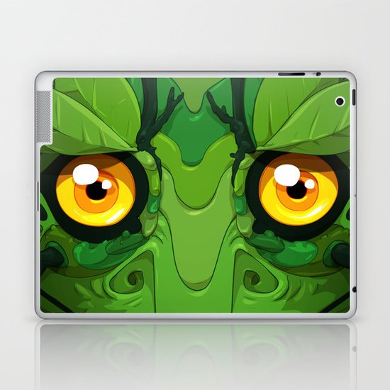 Oolong Laptop & iPad Skin