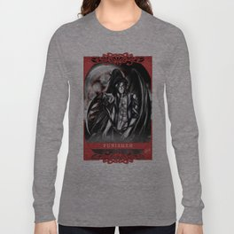 Wings of Faith : Punisher Long Sleeve T-shirt