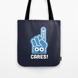 A Pointed Critique Tote Bag