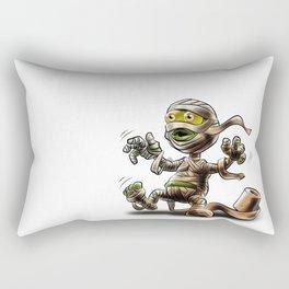 Funny Mummy Rectangular Pillow