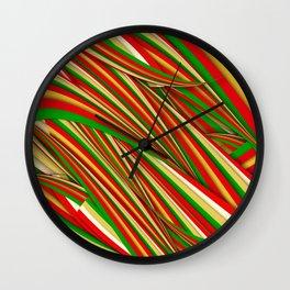 Lov Xmas Wall Clock