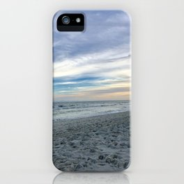 Myrtle Beach Painted Sky iPhone Case