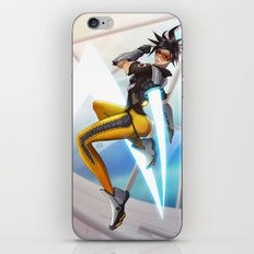 Tracer iPhone & iPod Skin