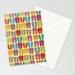 Flip Flop Pop Stationery Cards