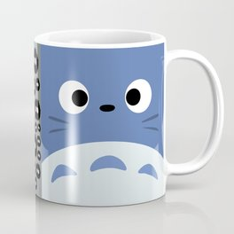 Blue Troll Coffee Mug